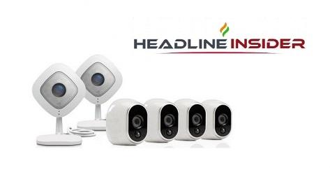 Headline Insider - Wireless Camera