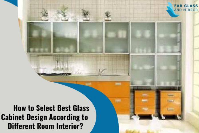 Best Glass Cabinet Design