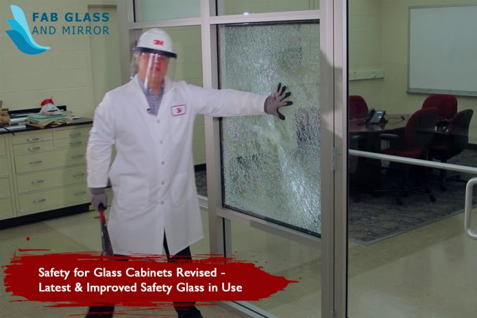 Safety Glass Cabinets