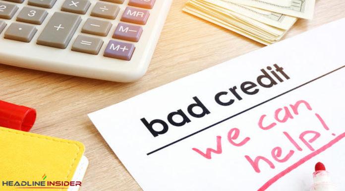 Headline Insider - Loans for Credit Score