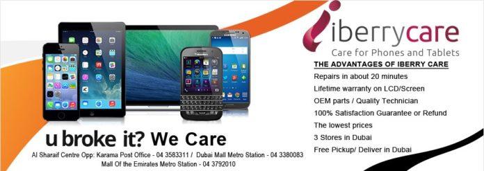 Blackberry Repair Center Dubai
