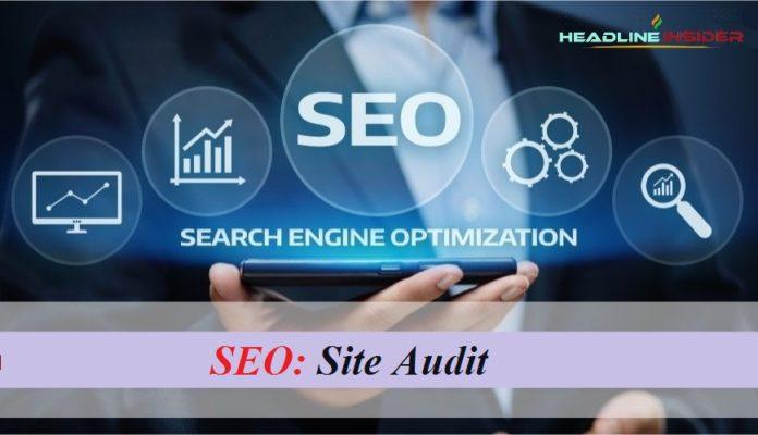Headline Insider - Search Engine Optimization Site Audit